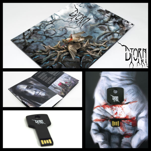 DTORN Booklet-Edition