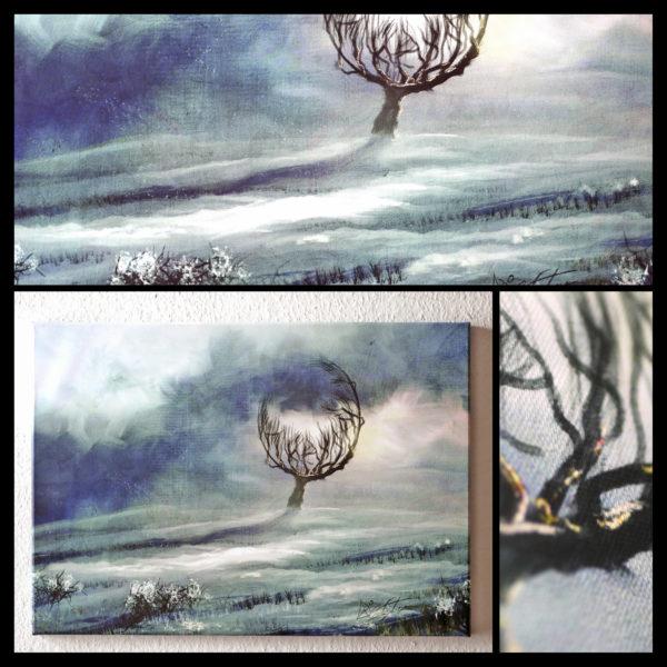 DTORN-Winterkalt-Kunstdruck